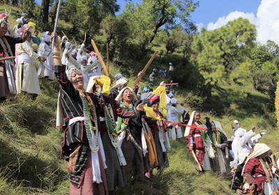 Kandali Festival: A unique festival of the Shauka and Rung communities of Uttarakhand