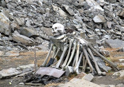 The Unsolved Mystery Behind the Skeletons of Roopkund Lake