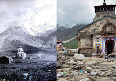 11 Rare and Unseen Pictures of Uttarakhand: Then and Now