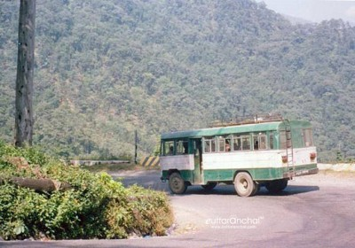 Short Story based on a True Event: A Bus that came in Uttarakhand after 69 long years