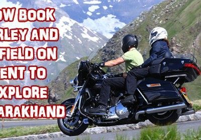 Jackpot for Mountain Biking Lovers, now book Harley and Enfield on rent to explore Uttarakhand