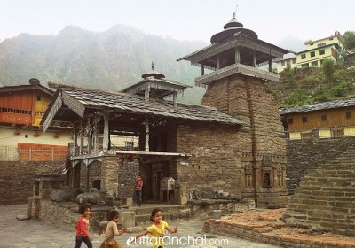 Divine Lakhamandal Temple Handed Over to Locals after Renovation