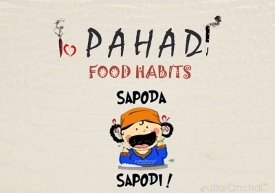 10 Ultimate Pahadi Food Habits