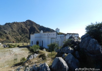 George Everest Mussoorie: A Colonial Architecture in Ruins