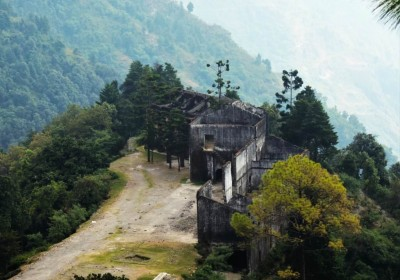 Lambi Dehar Mines: The haunted, abdandoned ruins near Mussoorie