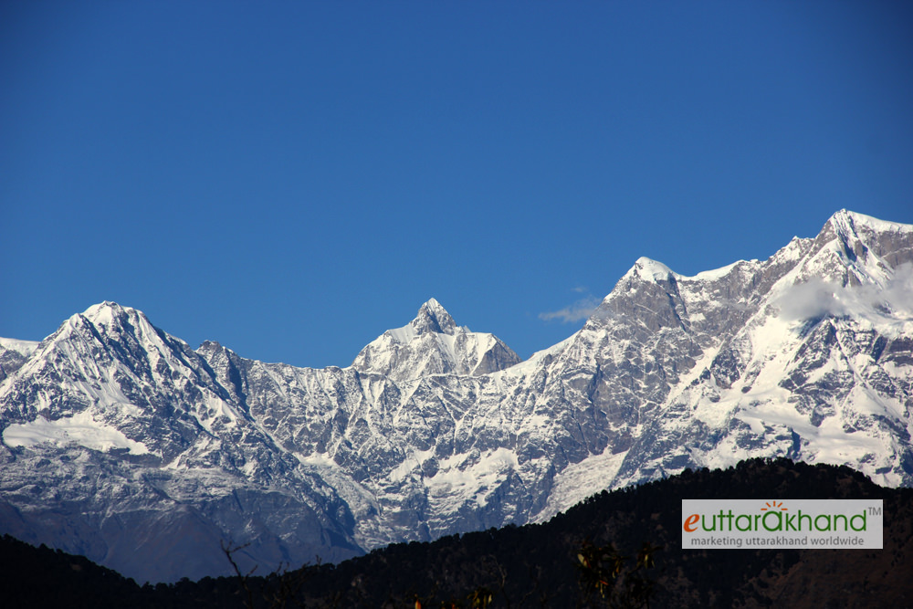 Another picture of Mighty Himalayas
