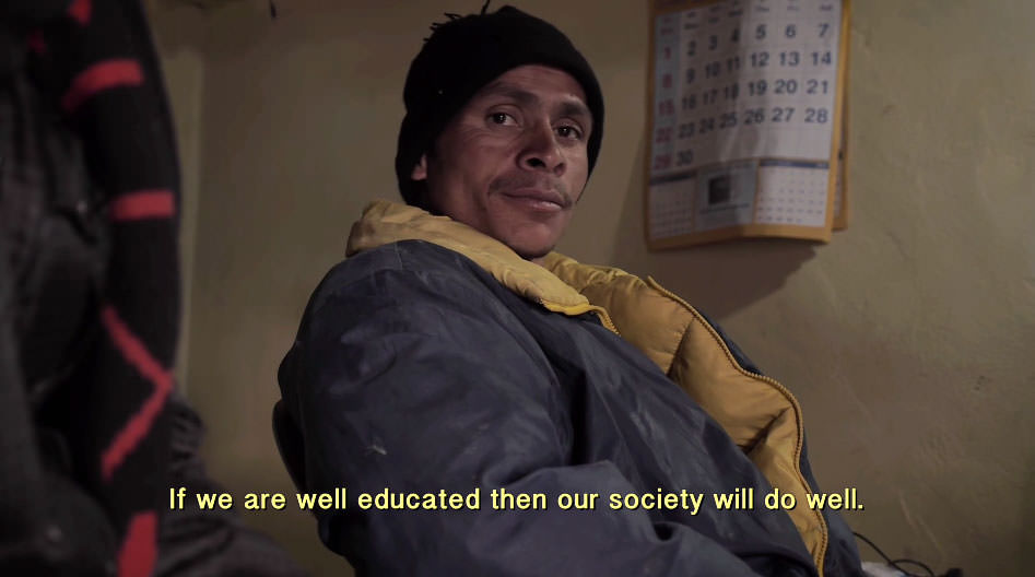 If we all educated, our society will do well
