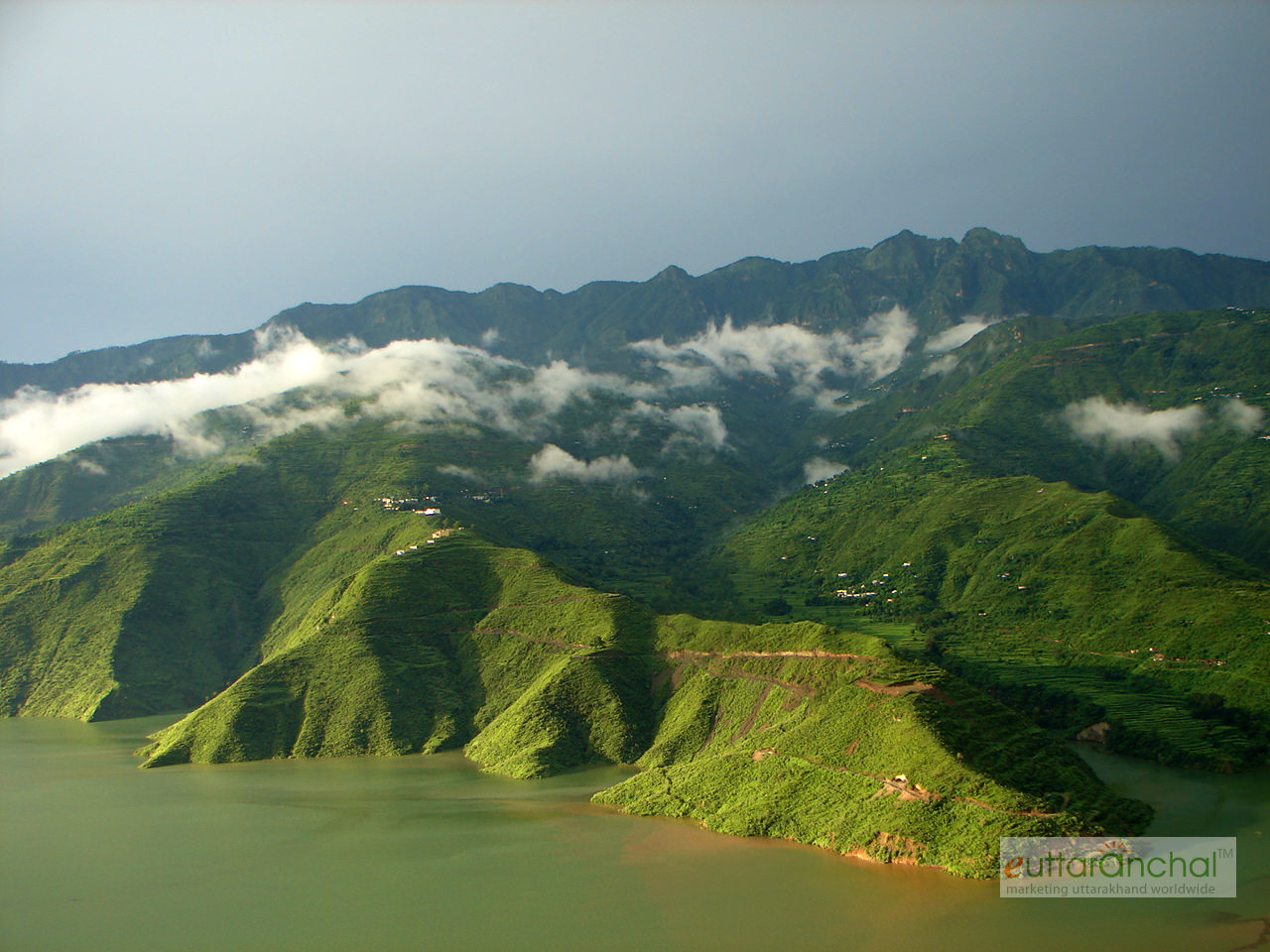Tehri Garhwal during Monsoons