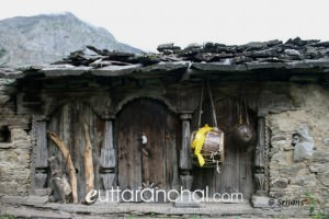 Ghost villages of Uttarkhand.