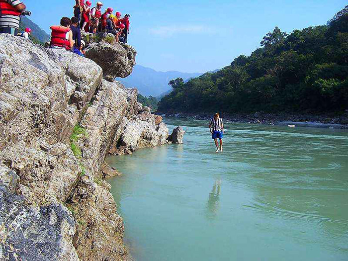 Must do things in Rishikesh