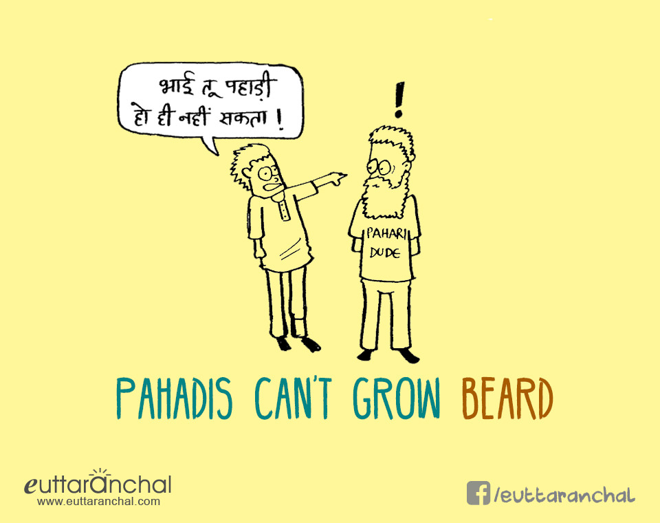 What others think about garhwalis and Kumaonis