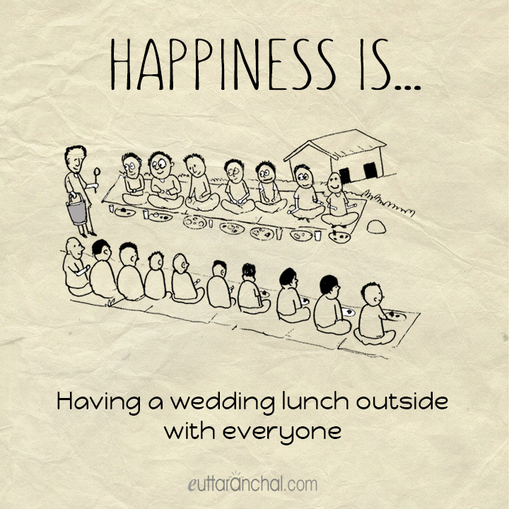 The Pahadi Happiness