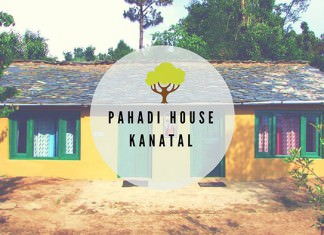 Pahadi House in Kanatal