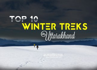 Winter treks in Uttarakhand