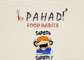 Pahadi Food Habbits