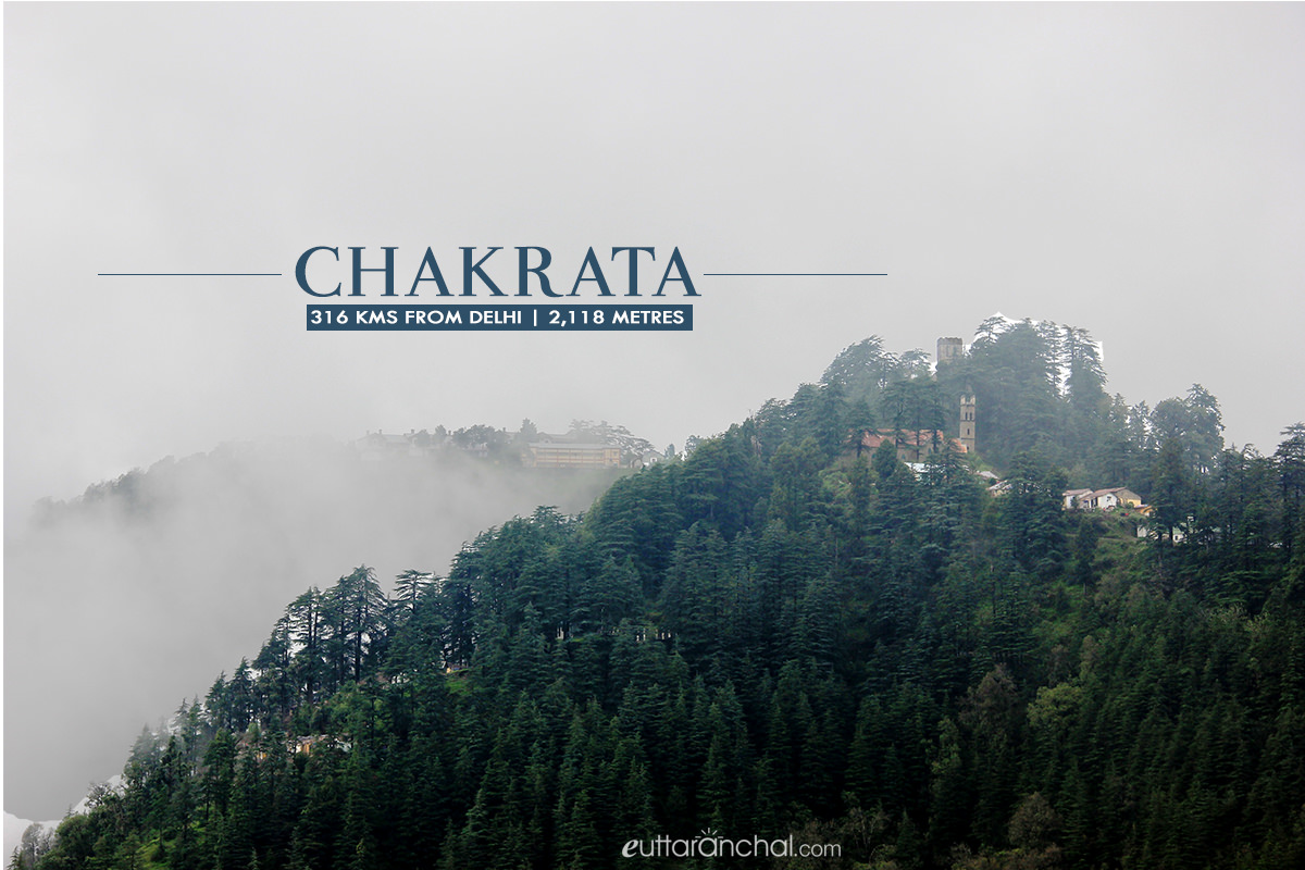 Winter tourism in Chakrata