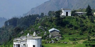 George Everest, Mussoorie