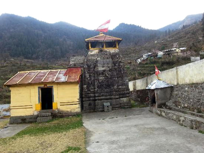 Dhyan Badri temple of Sapt Badri