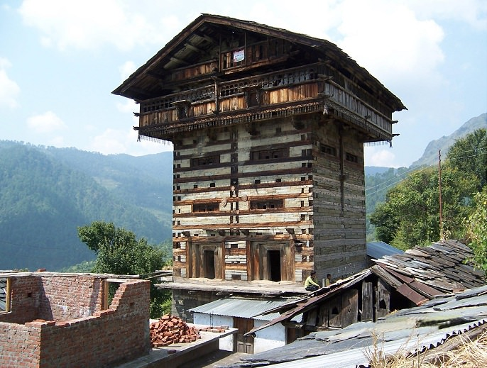 Koti Banal architecture: How ingenuity of our ancestors