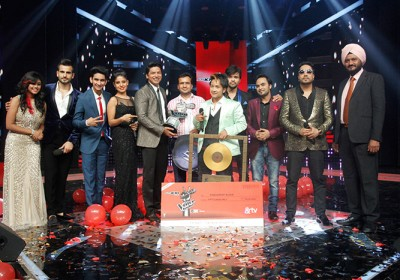 Uttarakhand lad Pawandeep Rajan won 'The voice of India'