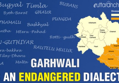 Garhwali as an endangered dialect