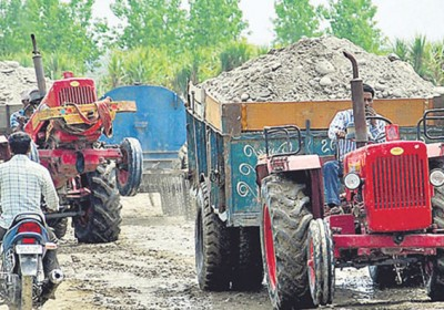 Is Illegal Mining Legal in Haridwar?