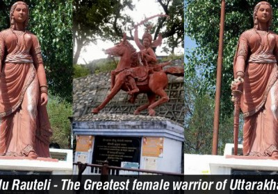Teelu Rauteli – The greatest female warrior of Uttarakhand