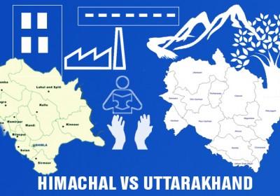 Himachal VS Uttarakhand
