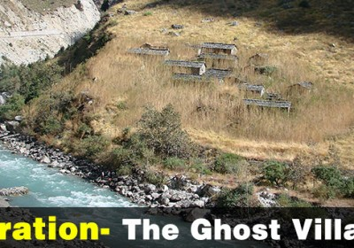 Migration – The Ghost Villages