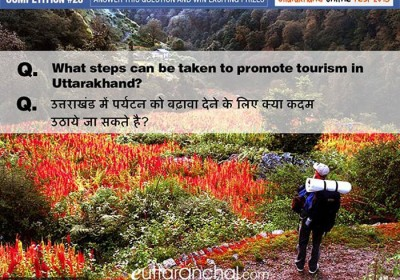 What steps can be taken to promote tourism in Uttarakhand?