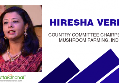 Hiresha Verma: The Mushroom Woman of Uttarakhand