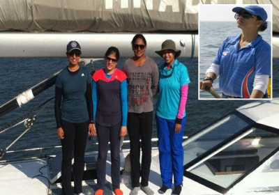 Uttarakhand's Daughter Lieutenant Commander Vartika Joshi all set to sail around the world