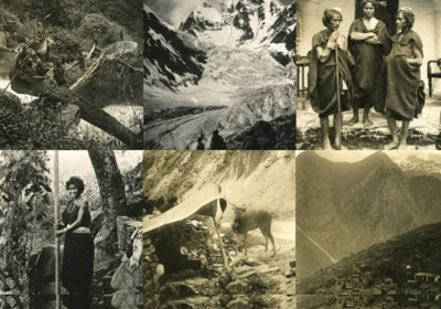 Rare Pictures of Kumaon and Garhwal Himalayas in the 1890s