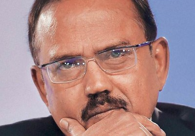 Ajit Doval 007: Spy From The Mountains
