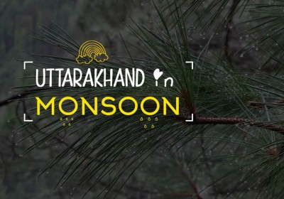 Monsoon in Uttarakhand