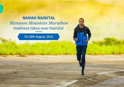 Namah Nainital – Monsoon Mountain Marathon