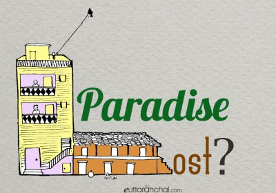 Paradise Lost – Difference of City and Village Life