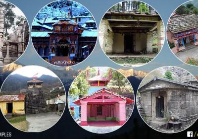 सप्त बद्री मंदिर और उनसे जुडी कथाएं