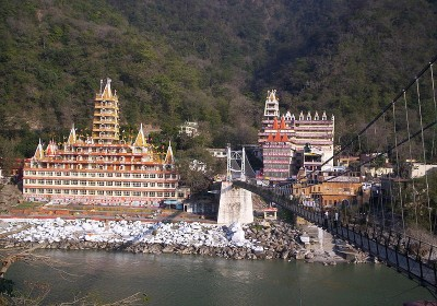 'Irresponsible Tourism'- A threat to Rishikesh's individuality and uniqueness.