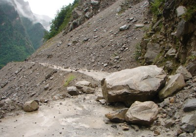 Uttarakhand's 6 Most Dangerous Roads To Make Your Heart Skip A Beat.