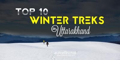 Best winter treks in Uttarakhand – Top 10