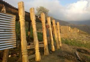 Work in Progress in Goat Village