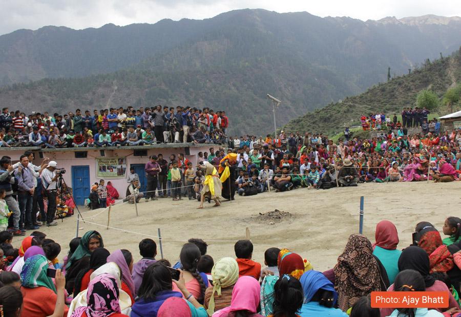 Ramman Festival