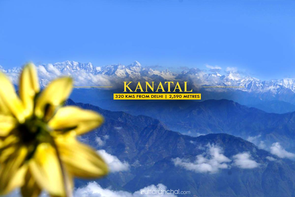 Kanatal - Winter destination in Uttarakhand